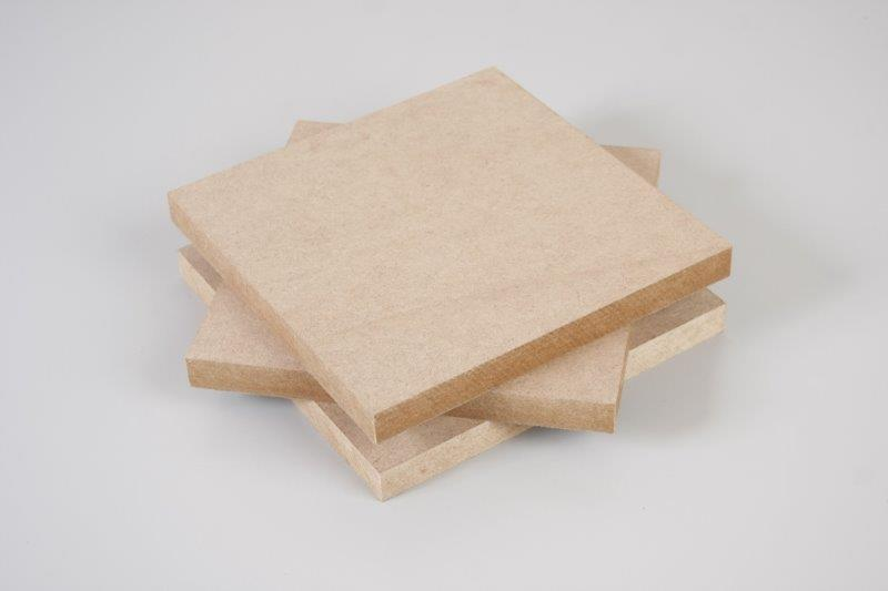 Chapa de fibra de madeira