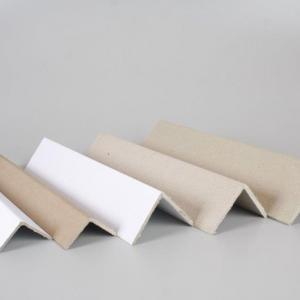 Cantoneiras de papelão para paletes